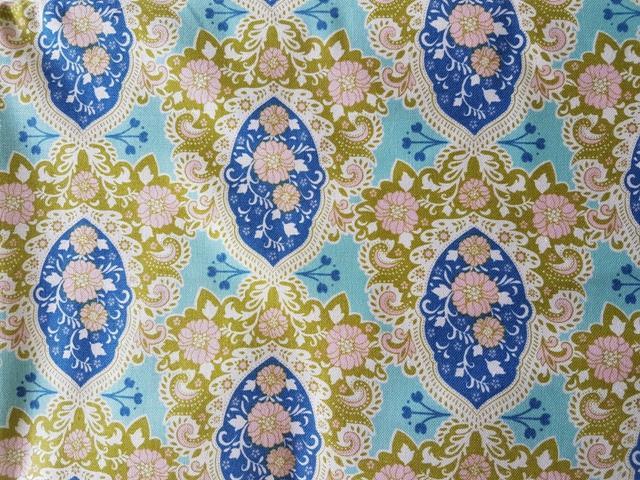 TELA TILDA CHARLOTTE BLUE (Colección Sunkiss)