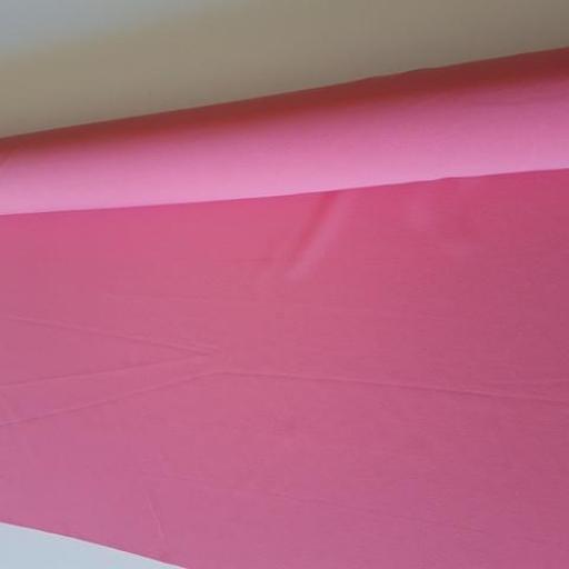 Tela neopreno poliester liso color rosa coral [0]