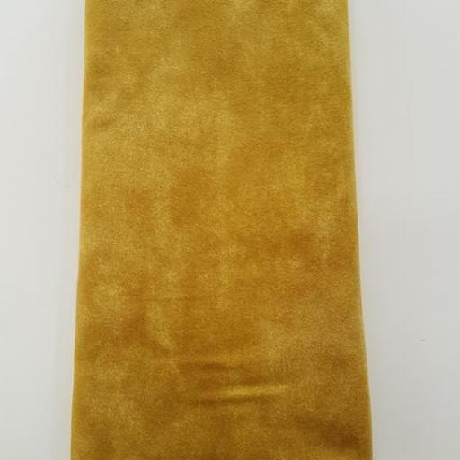 Franela Woolies Flannel color mostaza