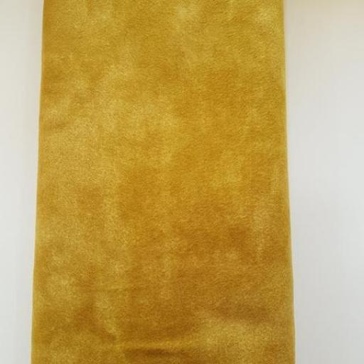 Franela Woolies Flannel color mostaza [1]