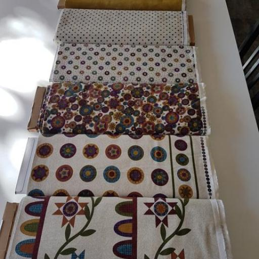 Franela Woolies Flannel color mostaza [2]