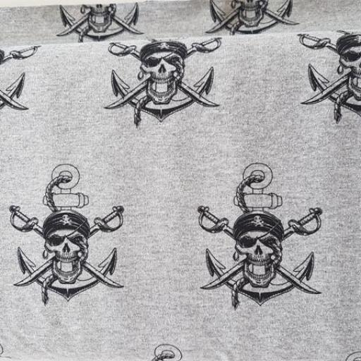 Tela de sudadera de piratas [1]
