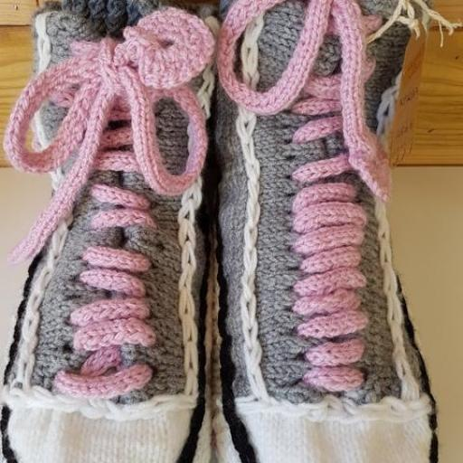 Zapatillas Converse de punto