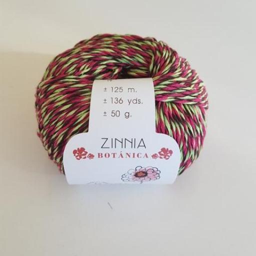 Zinnia 602