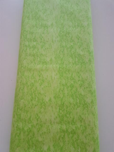 Tela marmoleada Verde