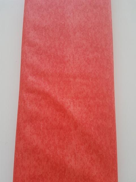 Tela marmoleada Roja