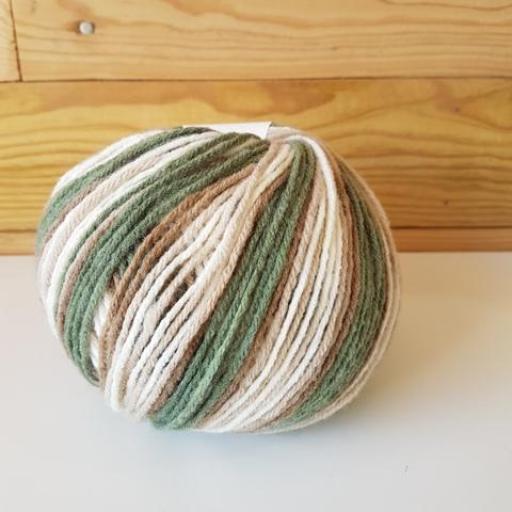 Ruffo verde