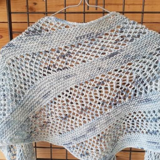 Taller Chal de punto Art Wool [1]