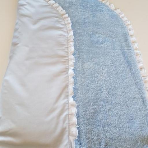 Arrullo de bebé azul [2]