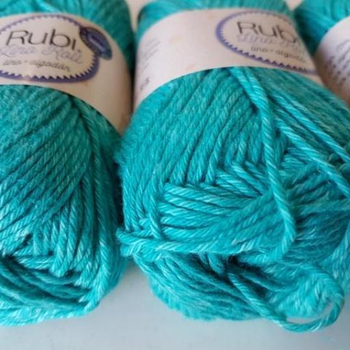 Rubí Lino Roll 204 turquesa
