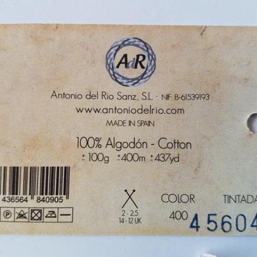 ART COTTON color 100 [3]