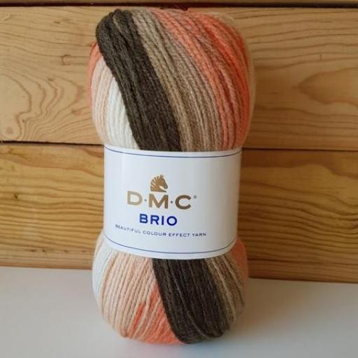 DMC BRIO Color 406