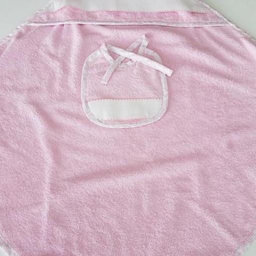 Capa de baño de bebé para bordar a punto de cruz [2]