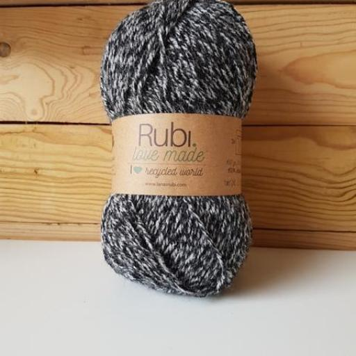 RUBI LOVE MADE RECYCLED GRIS