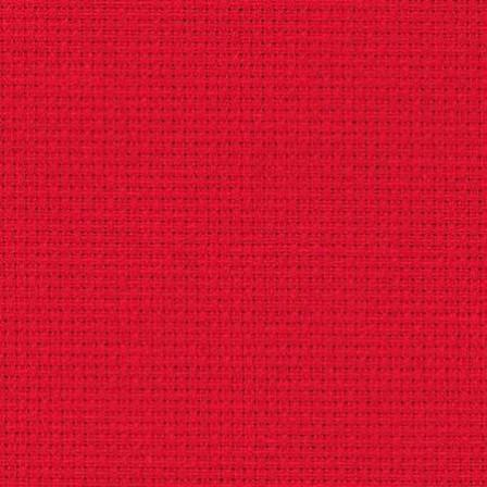 Stern-Aida 14 ct color rojo