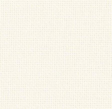 Lugana 25ct color blanco roto