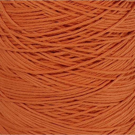COTTON NATURE 3.5 COLOR 4232 ORANGE