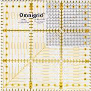 Regla Omnigrid 15 x 15 cm