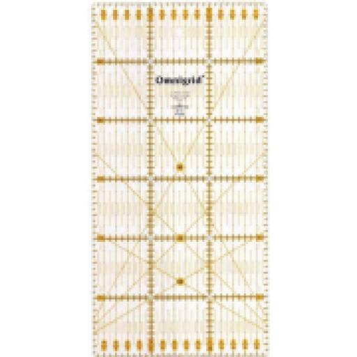 Regla Omnigrid 15 x 30 cm