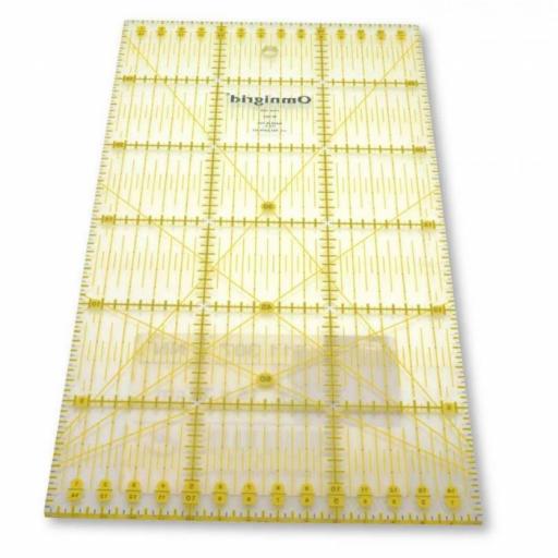 Regla Omnigrid 15 x 30 cm [1]