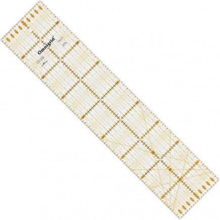 Regla Omnigrid 10 x 45 cm