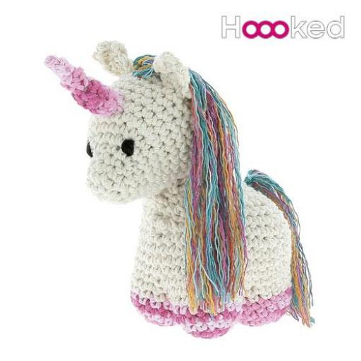 KIT AMIGURUMI UNICORN NORA
