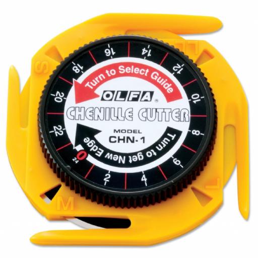 Cutter rotativo CHENILLE 60 mm