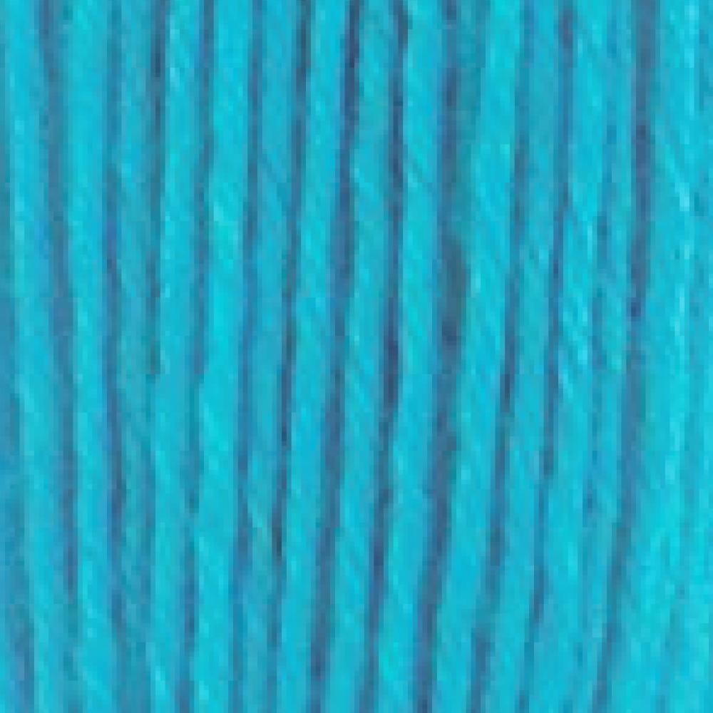 Hilo especial bordado sashiko turquesa