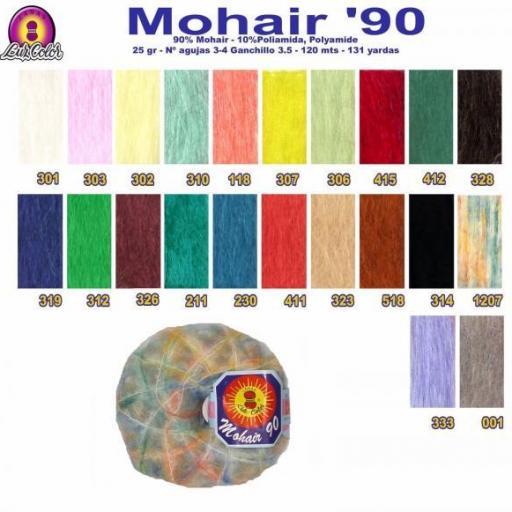 Mohair 90 color marfil [1]