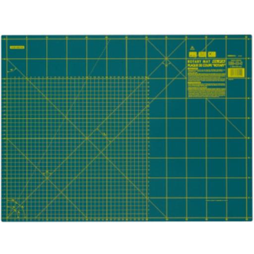 BASE CORTE OLFA VERDE 60 x 45 cm