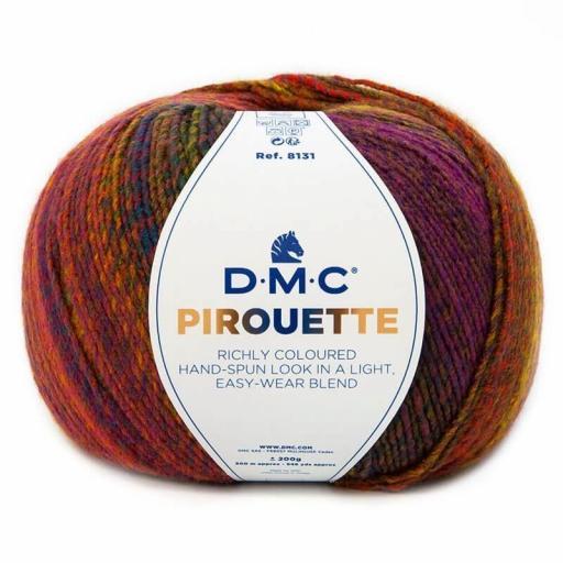 DMC PIROUETTE color 843