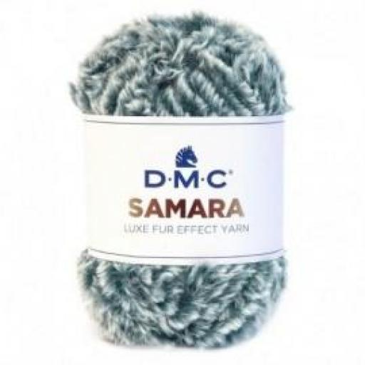 DMC SAMARA VERDE FROZEN Color 409