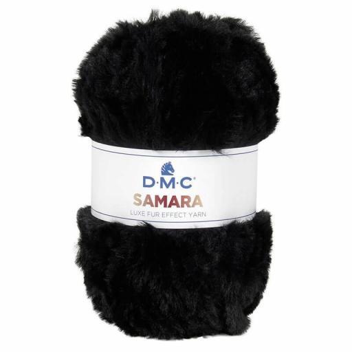 DMC SAMARA NEGRO Color 401