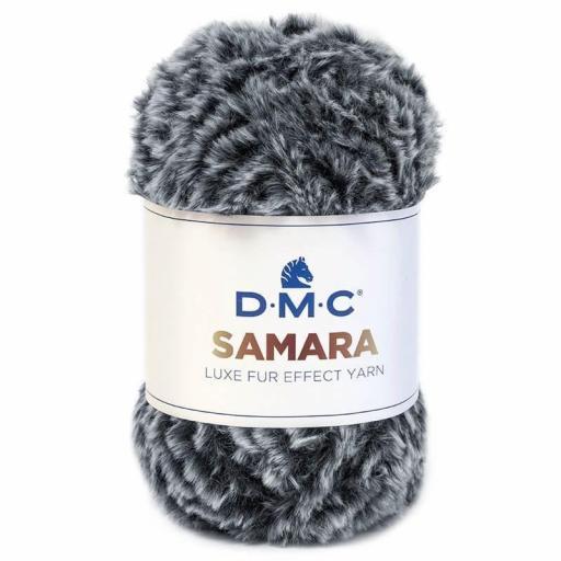 DMC SAMARA GRIS Color 406