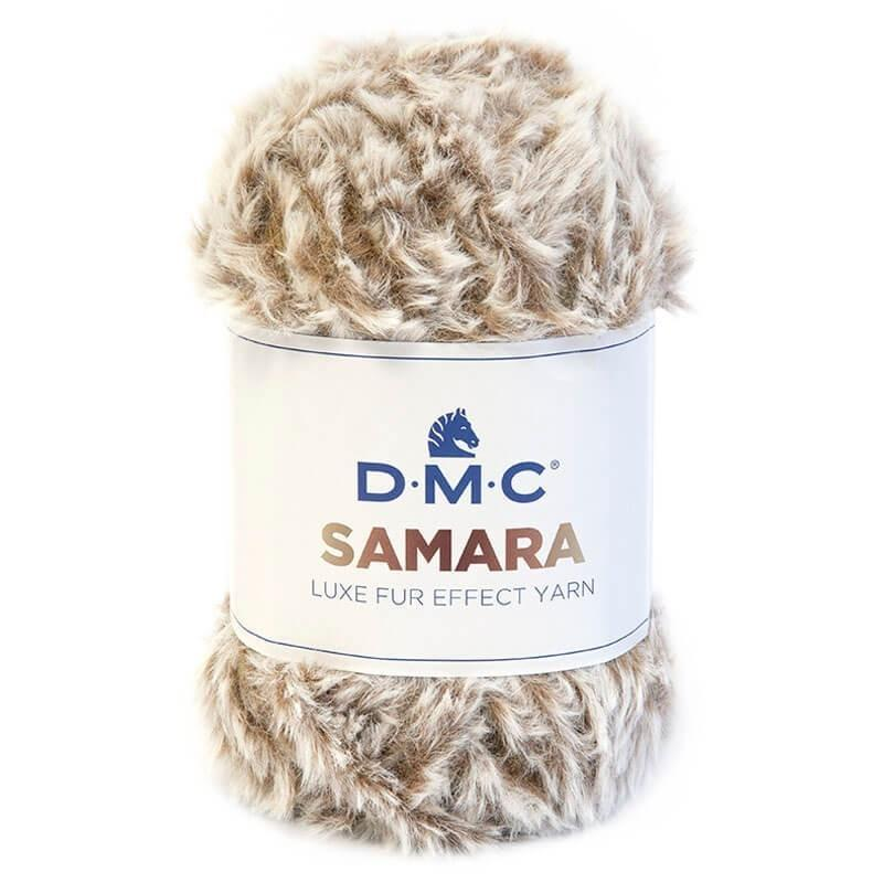 DMC SAMARA Beige Color 407