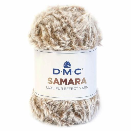 DMC SAMARA Beige Color 407