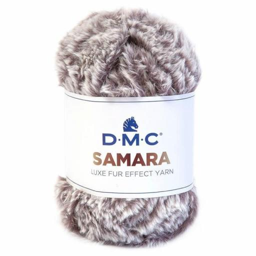 DMC SAMARA Visón Color 408