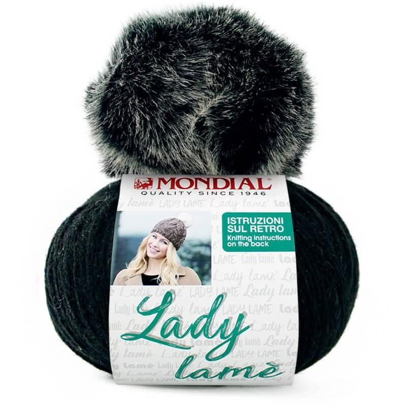 LADY LAMÉ NEGRO 589