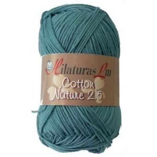 Cotton Nature 2.5 color Granate 4103 [2]