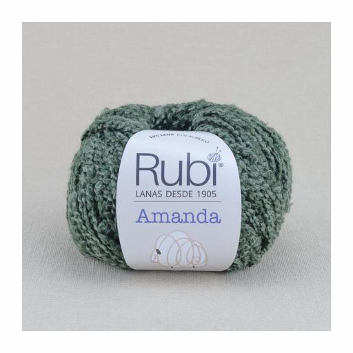 Rubi Amanda Verde musgo