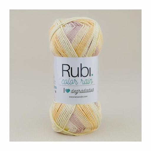 RUBI COLOR RAIN 001 amarillos