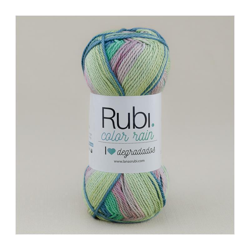RUBI COLOR RAIN 002 verdes