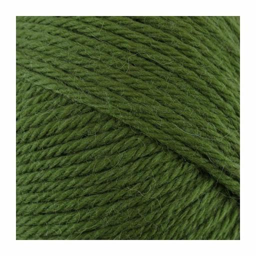 RUBI EXTRA MERINO 410 color verde musgo [1]