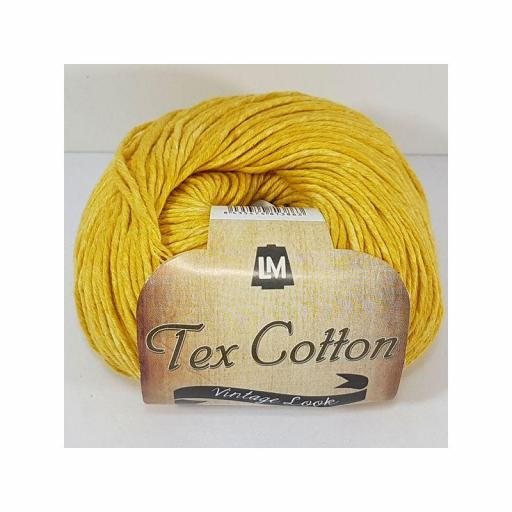 TEX COTTON 110 mostaza [0]