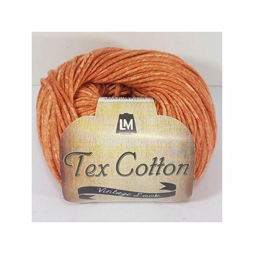 TEX COTTON 120 OCRE