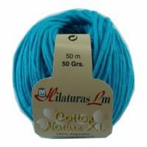 COTTON NATURE XL COLOR 4115