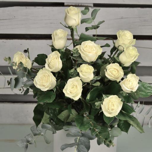 Ramos de 6 Rosas