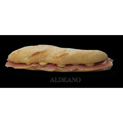 Bocata Gourmet ALDEANO