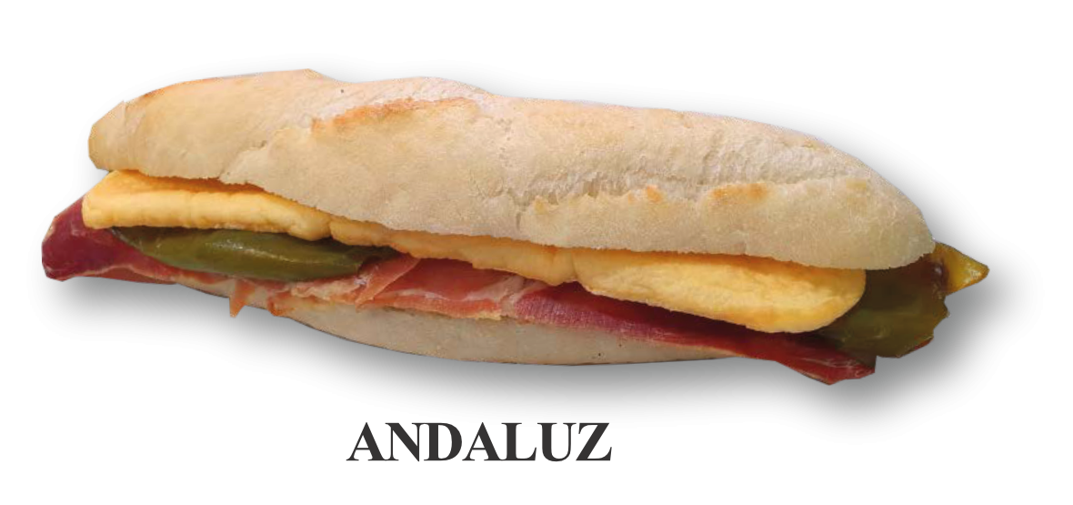 Bocata Gourmet ANDALUZ