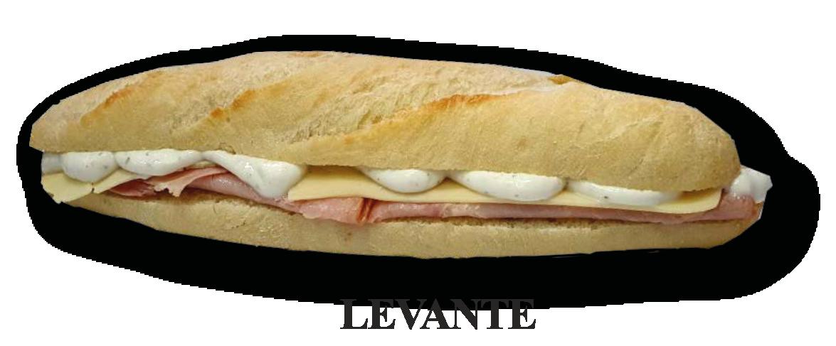 Bocata Gourmet LEVANTE